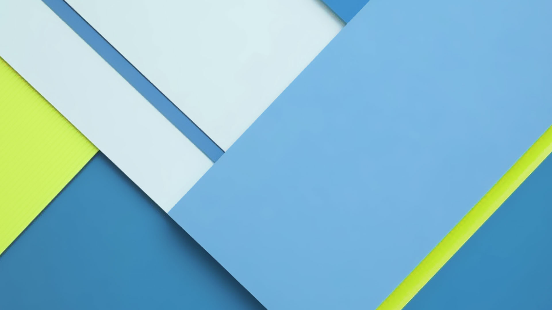Blue Yellow Abstract Background