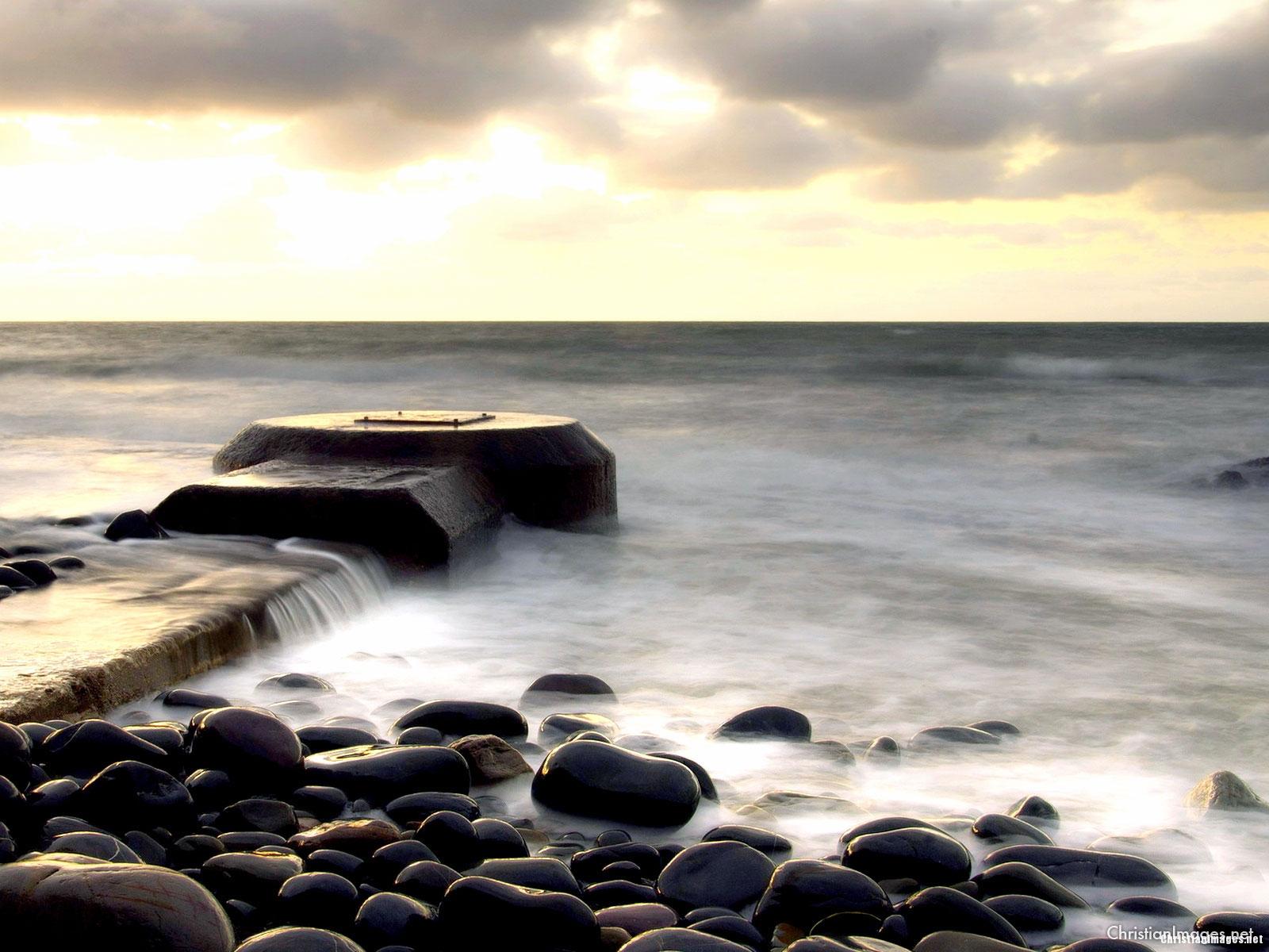 Beach HD Powerpoint Background